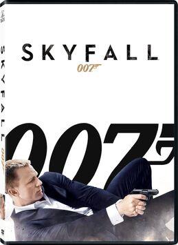 Skyfall (2012) DVD