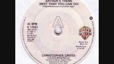 Christopher Cross- Arthur's Theme (The Best That You Can Do)