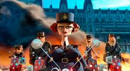 Madagascar3 - los malos