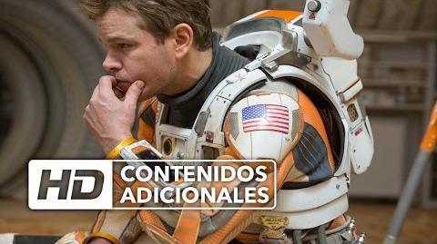 MARTE (The Martian) Archivo ARES Psicólogo Ya en cines