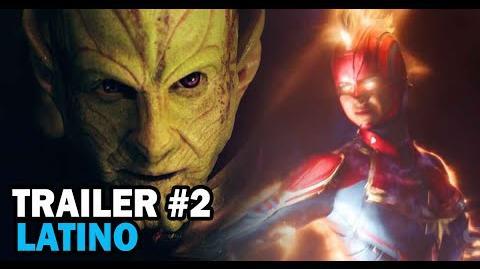 Capitana Marvel - Segundo Trailer Doblado al Español Latino