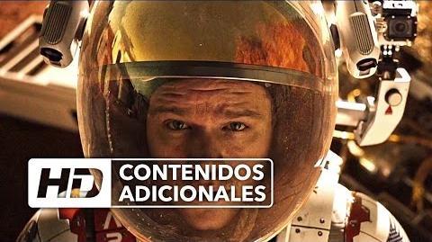 """MARTE (The Martian) Featurette """"Traedle a Casa"""" Ya en cines"""