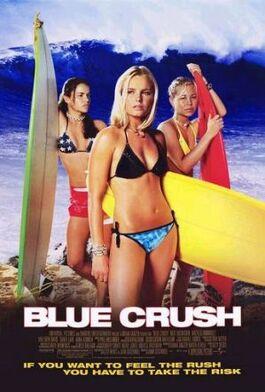 Blue Crush Movie Poster