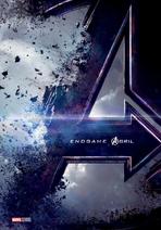 Avengers Endgame - teaser poster