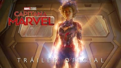 Capitana Marvel Tráiler oficial en español HD