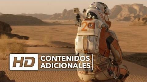 MARTE (The Martian) Deja tu marca Ya en cines