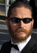 Tom Hardy Cannes 2012