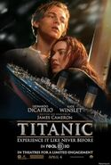 Titanic 3D ship April 4 poster