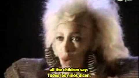 Tina Turner - We don't need another hero (Sub Español)