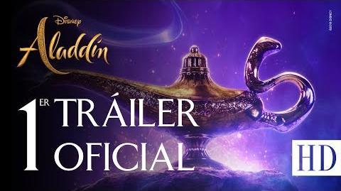 Aladdín, de Disney – Tráiler oficial 1 (Subtitulado)