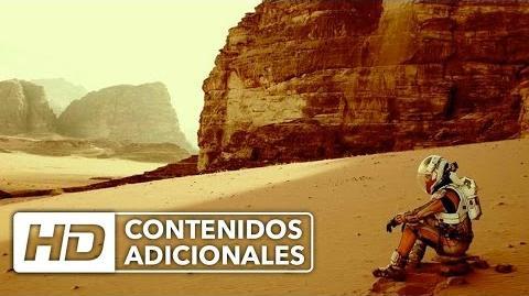 MARTE (The Martian) La Gran Aventura (Contenido Extra) Ya en cines