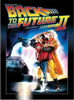Back to the future dvd part 2