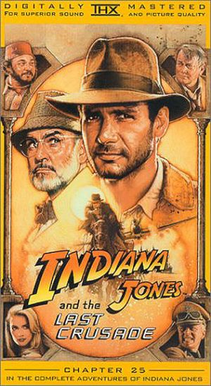 Indiana Jones y la última cruzada (cuyo título original en inglés es Indiana  Jones and the Last Crusade) es una película estadounidense de aventuras ... 02b06449ba0