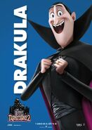 Hotel Transylvania 2 Character Posters 08