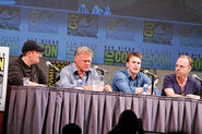 Captain America- The First Avenger Comic-Con Panel 2