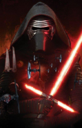 Kylo Ren concept artwork 2