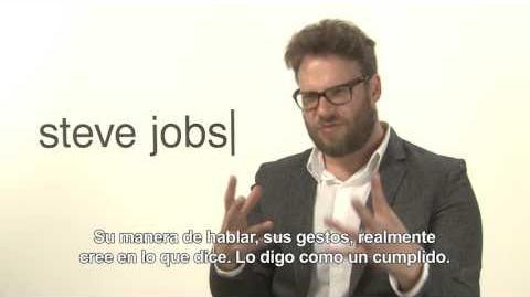 STEVE JOBS - Entrevista a Seth Rogen