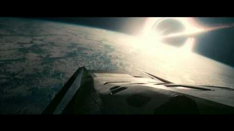 "Interstellar - Spot ""Salvar"""