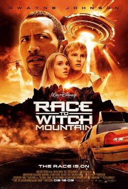 Race to witch mountain film