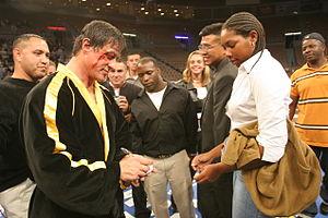 Sylvester Stallone Rocky VI 2005