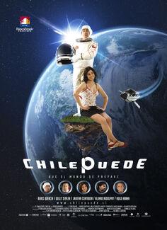 Afiche chile puede