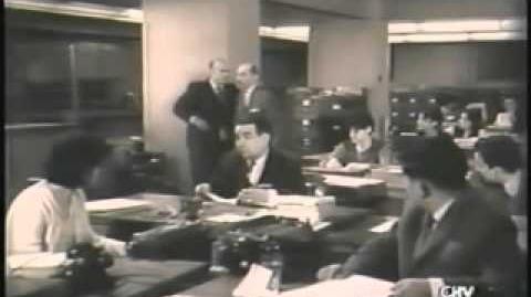 El Burócrata González (1964) Cine Chileno