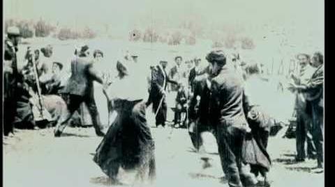 Paseo a Playa Ancha - filmación de Maurice Massonnier en 1903