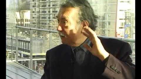 Raul Ruiz entrevista 2004 Film Festival Rotterdam. Part 1