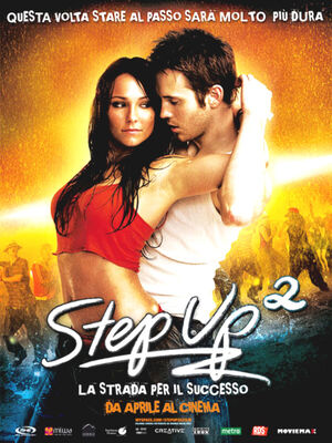 Step Up 2 locandina