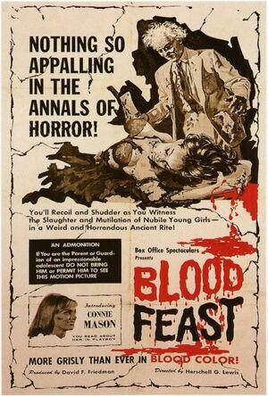 Blood Feast locandina