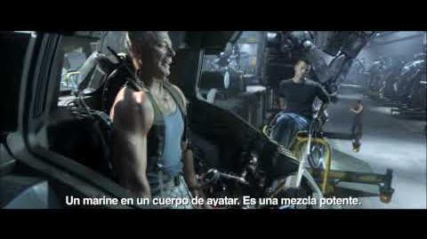 Avatar Trailer (HD, Subtitulado en español)