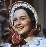 Olivia de Havilland as Melanie Hamilton in Gone With the Wind trailer cropped