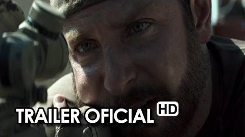 El Francotirador Tráiler Oficial en español (2015) - Clint Eastwood HD