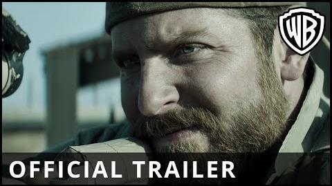 American Sniper – Trailer – Official UK Warner Bros.