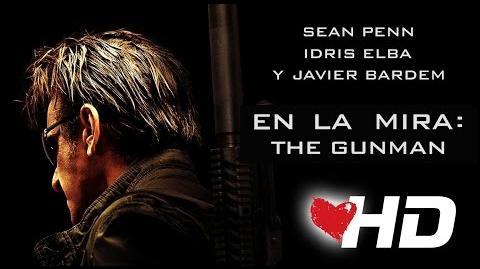 EN LA MIRA - The Gunman - Tráiler oficial de la película