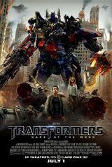 Transformers: El lado oscuro de la Luna (Transformers 3)