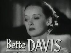 Bette Davis in Jezebel trailer 1