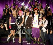Hannah Montana cast 3
