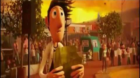 Lluvia de Hamburguesas (2009) - Trailer Oficial Español