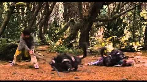 El mundo mágico de Terabithia HD pelicula completa español latino