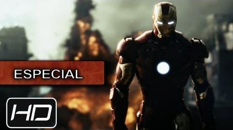 IRON MAN - Trailer Oficial Subtitulado Latino - HD