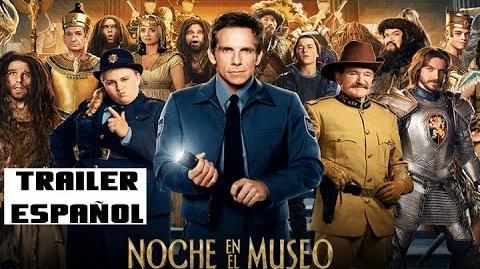 Una Noche En El Museo 3- Estreno 2014- Trailers español reunidos