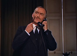Dial m for murder detective