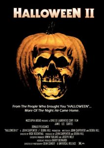 Halloween II locandina