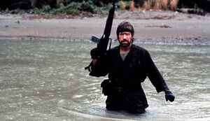 Chuck Norris (Missing in Action)