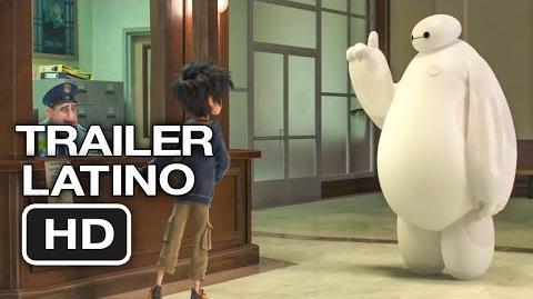 6 Grandes Heroes-Trailer en Español Latino (HD) Disney 2014