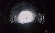Spoorloos tunnel