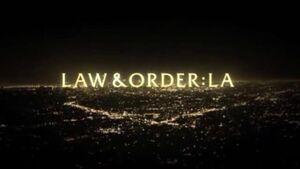 Law & Order Los Angeles logo