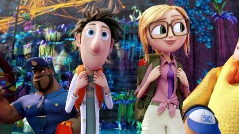 Cloudy with a Chance of Meatballs 2 - Official Trailer 2 (HD)