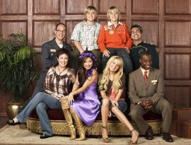 The Suite Life of Zack & Cody Cast
